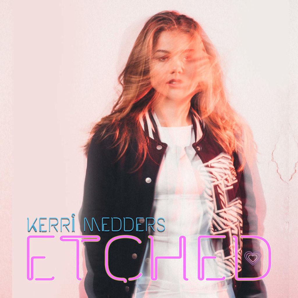 Etched Kerri Medders CoverArt Neon