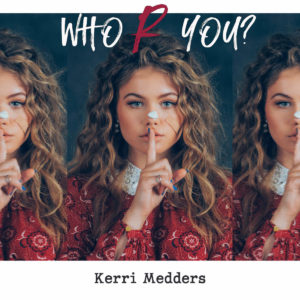 Who R You Coverart Kerri Medders Yearbook Photo